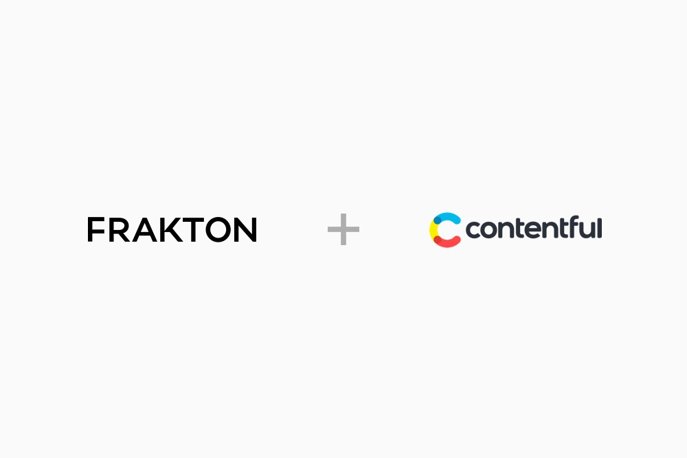 Frakton expands partnership with Berlin-based Contentful