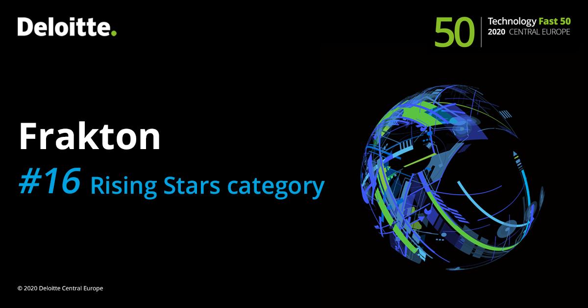 Frakton, the rising star of Kosovo, part of the Deloitte Technology Fast 50 ranking